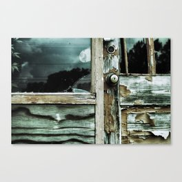 {weathered} Canvas Print