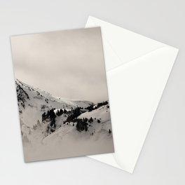 Felt Mountain Stationery Cards