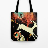 african Tote Bags featuring African Life by Dimitra Tzanos