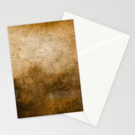 Abstract Cave Stationery Cards
