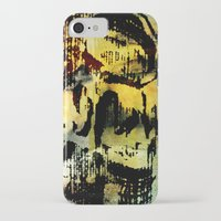 twins iPhone & iPod Cases featuring twins by clemm