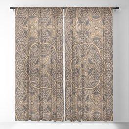 Eighteen Sheer Curtain