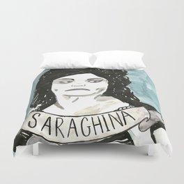 Saraghina Duvet Cover