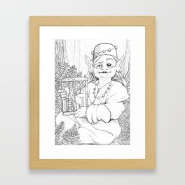 Thisould, High Minister of Finance Framed Art Print