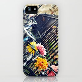 Bikes in Oxford iPhone Case