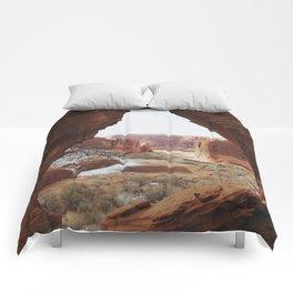 Window Rock Comforters