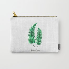 sword fern Carry-All Pouch