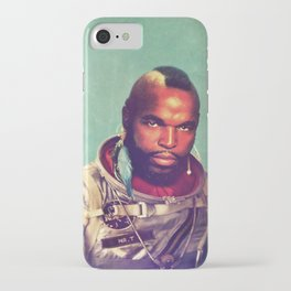 I ain't gettin on no rocket iPhone Case