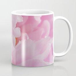 Floral Fun - Peony in pink 4 soft and billowy Coffee Mug