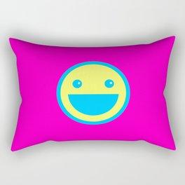 Acid House Rectangular Pillow
