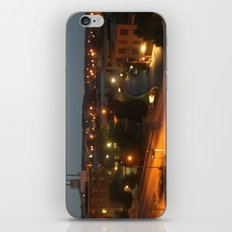Holland, Michigan At Night iPhone & iPod Skin