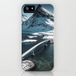 lofoten iPhone Case