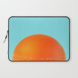MONTREAL PASTEL Orange Julep Laptop Sleeve