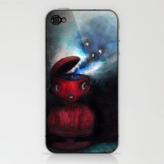 Inner Mysteries iPhone & iPod Skin