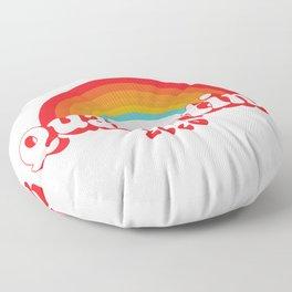 Quarantine 2020 Floor Pillow