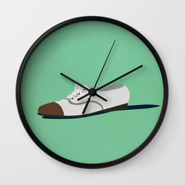Kidnapping Caucasian Style Wall Clock