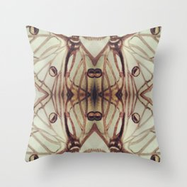Spanish Moon Moth #3 Throw Pillow