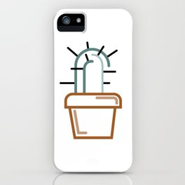 Cacti iPhone Case