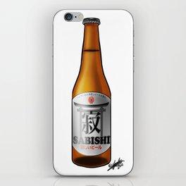 Sabishi Beer iPhone Skin
