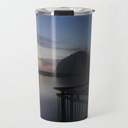 Morro Bay sunset Travel Mug
