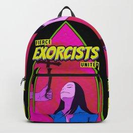 Fierce exorcists united Backpack
