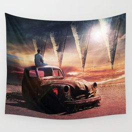 A New Norm Wall Tapestry
