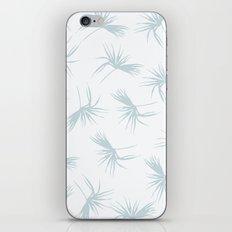 Light leaf pattern iPhone & iPod Skin