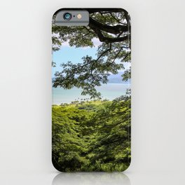 shade from the sun iPhone Case