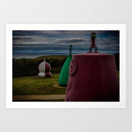 The Lizard Lighthouse Art Print