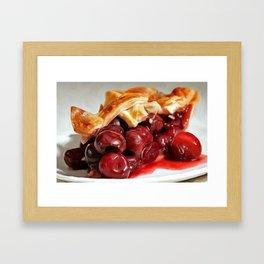 cherrypie Framed Art Print