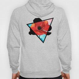 Poppy Dreams Triangle Hoody