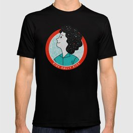 Ride Sally Ride T-shirt