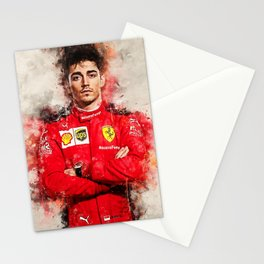 Charles Leclerc Stationery Cards