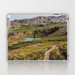 Sunset Lake Laptop & iPad Skin
