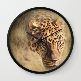 The Spotted One Wall Clock