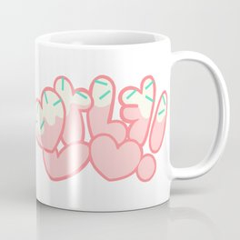 안녕! (Annyeong!) Coffee Mug