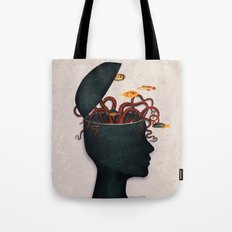 Blow My Mind Tote Bag