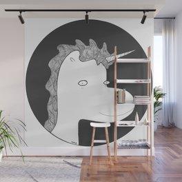 El Unicornio Wall Mural
