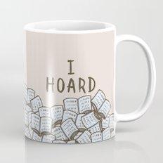 I Hoard Books Mug