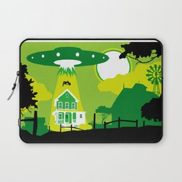 LOST TIME :: NOCTURNAL VISITATION II Laptop Sleeve