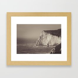 Lulworth Framed Art Print