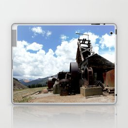 View from the Longfellow Mine, at 11,080 feet Laptop & iPad Skin