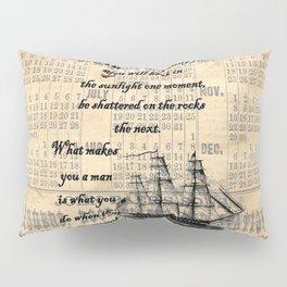 Count of Monte Cristo quote Pillow Sham