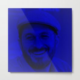 Darren Aronofsky - Celebrity (Dark Fashion) Metal Print