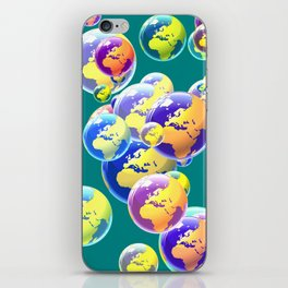 So many worlds iPhone Skin