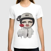 outer space T-shirts featuring from outer space by beatrice alegiani