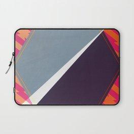 London - color hexagon Laptop Sleeve