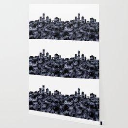 Milwaukee Skyline Wisconsin Wallpaper