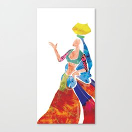 MATKA - DANCER Canvas Print