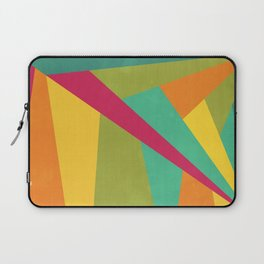 Flashing Lights Laptop Sleeve
